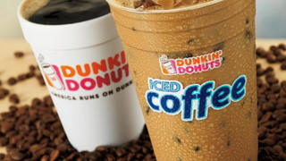 Hollins Dunkin' hosts grand opening celebration