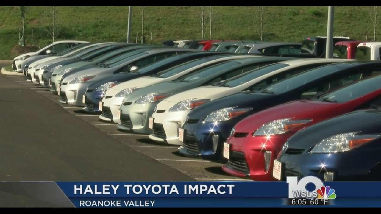 Haley Toyota Move Strengthens Car Buying Experience In Roanoke