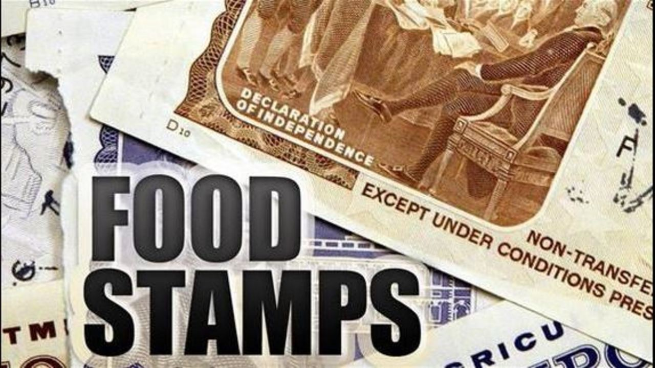 Food Stamps In Washington County