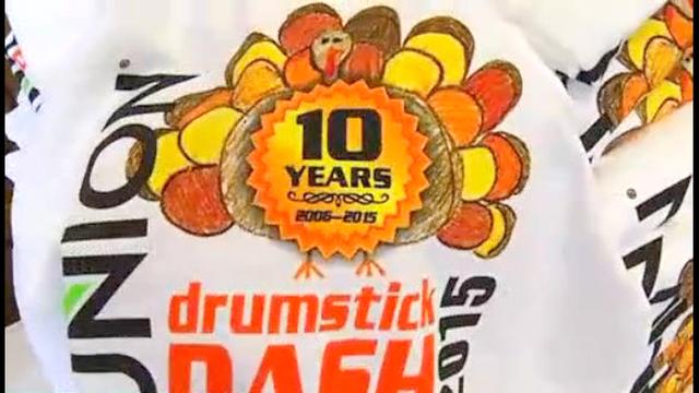 10th Annual Drumstick Dash T-Shirt_135842