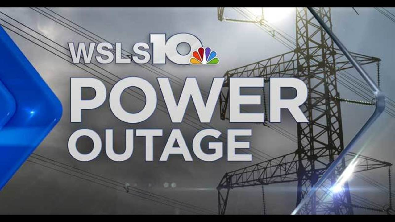 Outage leaves more than 2,000 people without power in Danville City Power Outage