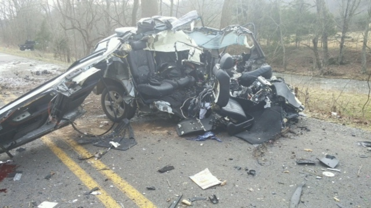 Car Accident In Georgia State