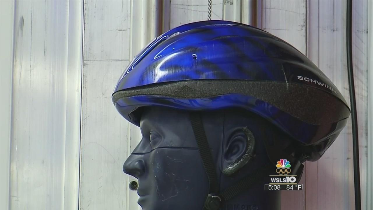 Virginia Tech study of hockey helmets finds many unsafe