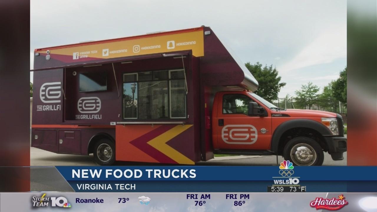 Food Trucks Virginia Tech