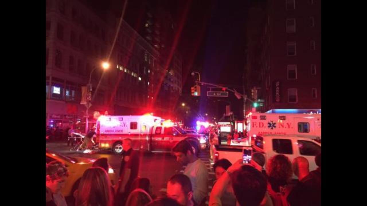 Fdny 25 Hurt In Apparent Explosion In Chelsea Neighborhood