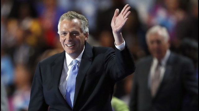 Former Gov. Terry McAuliffe joining CNN