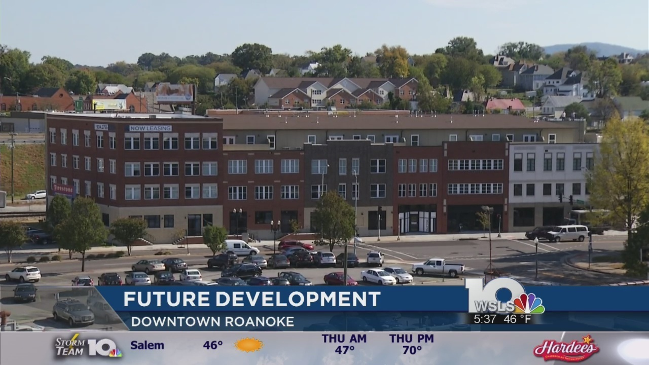Downtown Roanoke To Expand As Part Of 20 Year Plan
