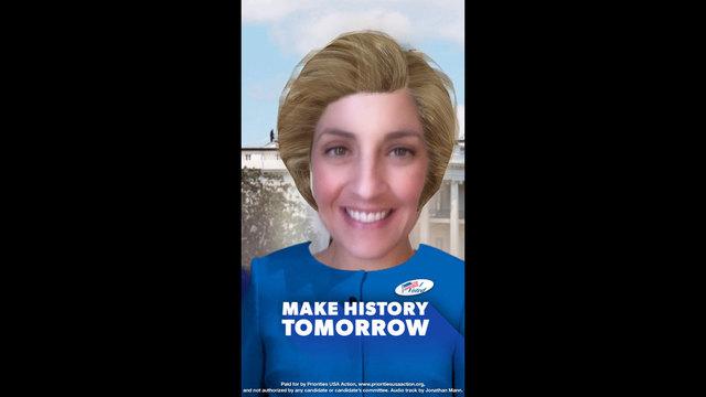Hillary Snapchat_187620