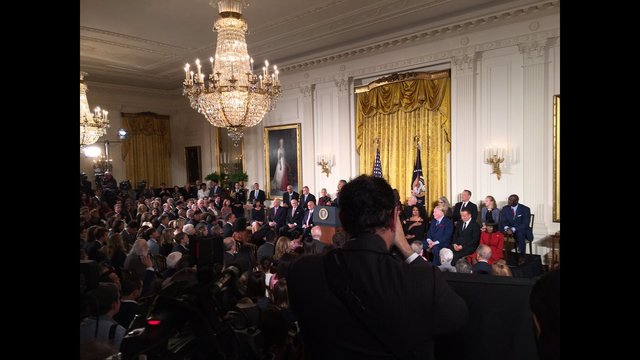 President Obama awarded 21 people the nation_188770