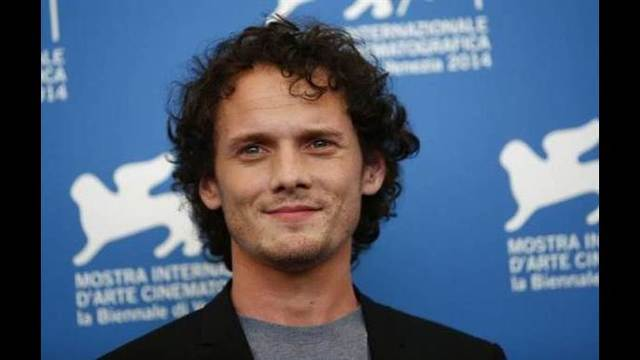 "Cast member Yelchin poses during the photo call for the movie ""Burying the ex"" at the 71st Venice Film Festival_33648580001162"