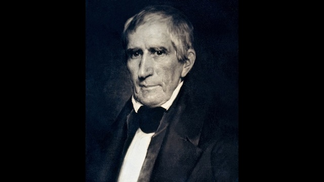 William Henry Harrison, the ninth President of the United States (Public Domain)_191645