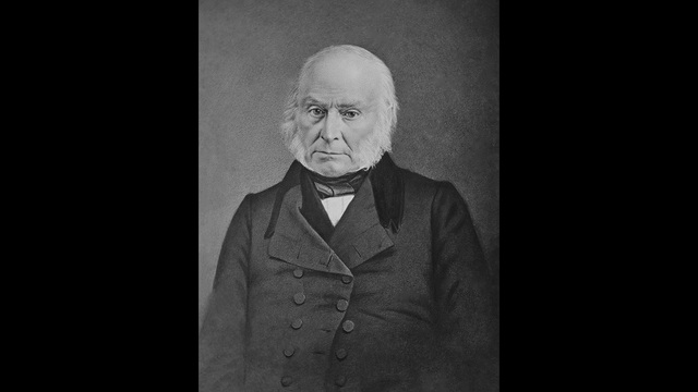 John Quincy Adams, the sixth President of the United States. (Public Domain)_191651