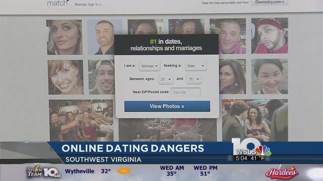 Online dating scams