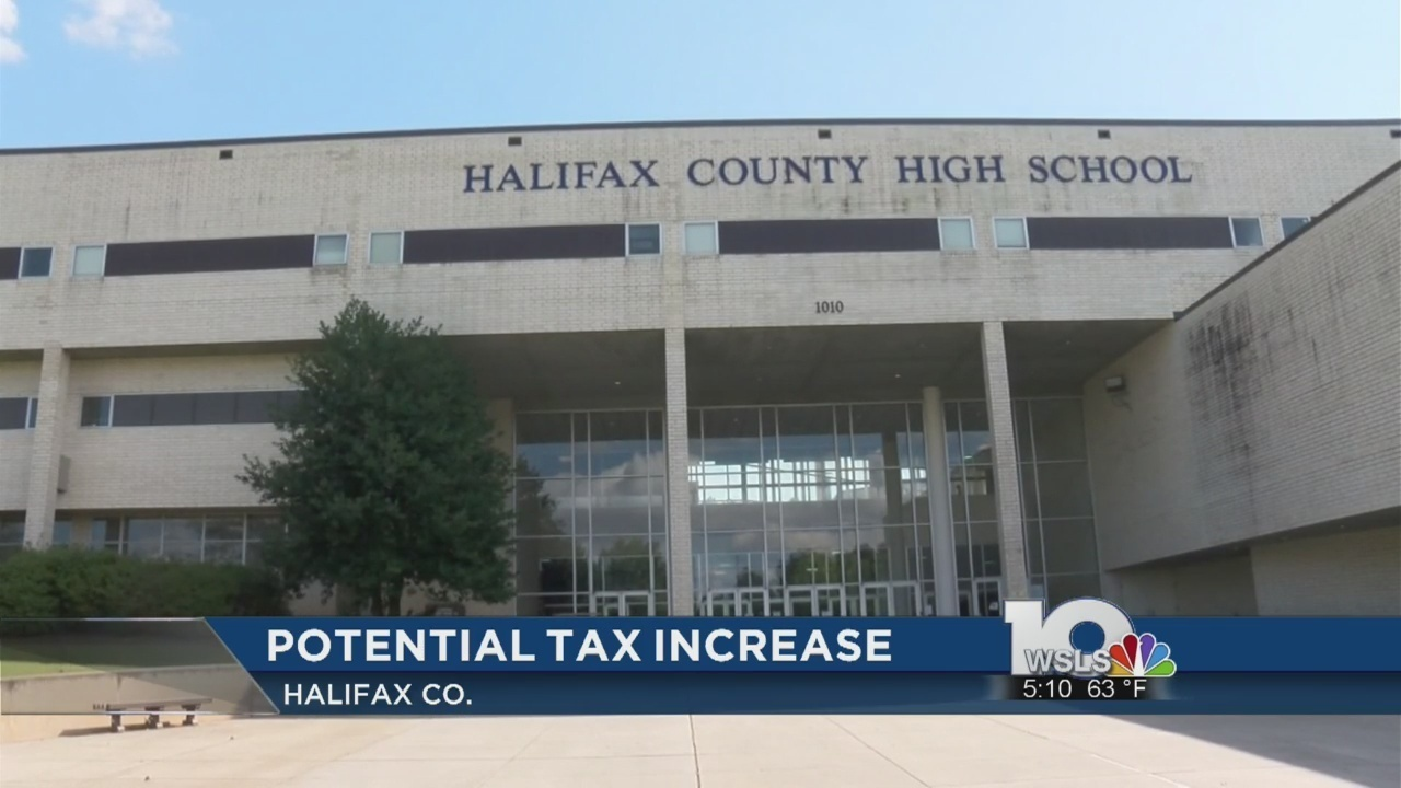 Halifax County Virginia Property Tax