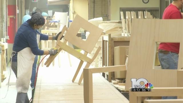 Beau Built In The Blue Ridge: Chervan Furniture