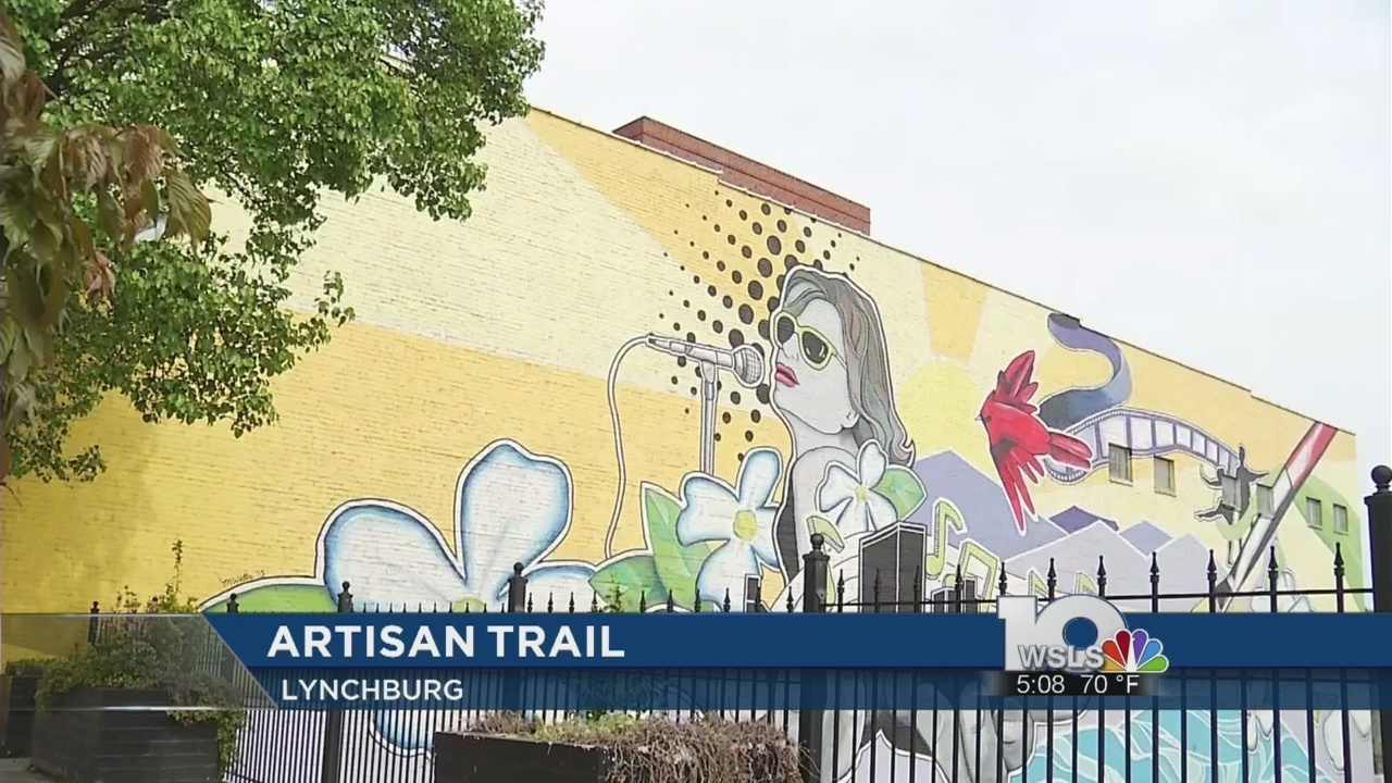 New Artisan Trail being developed for Lynchburg and three...