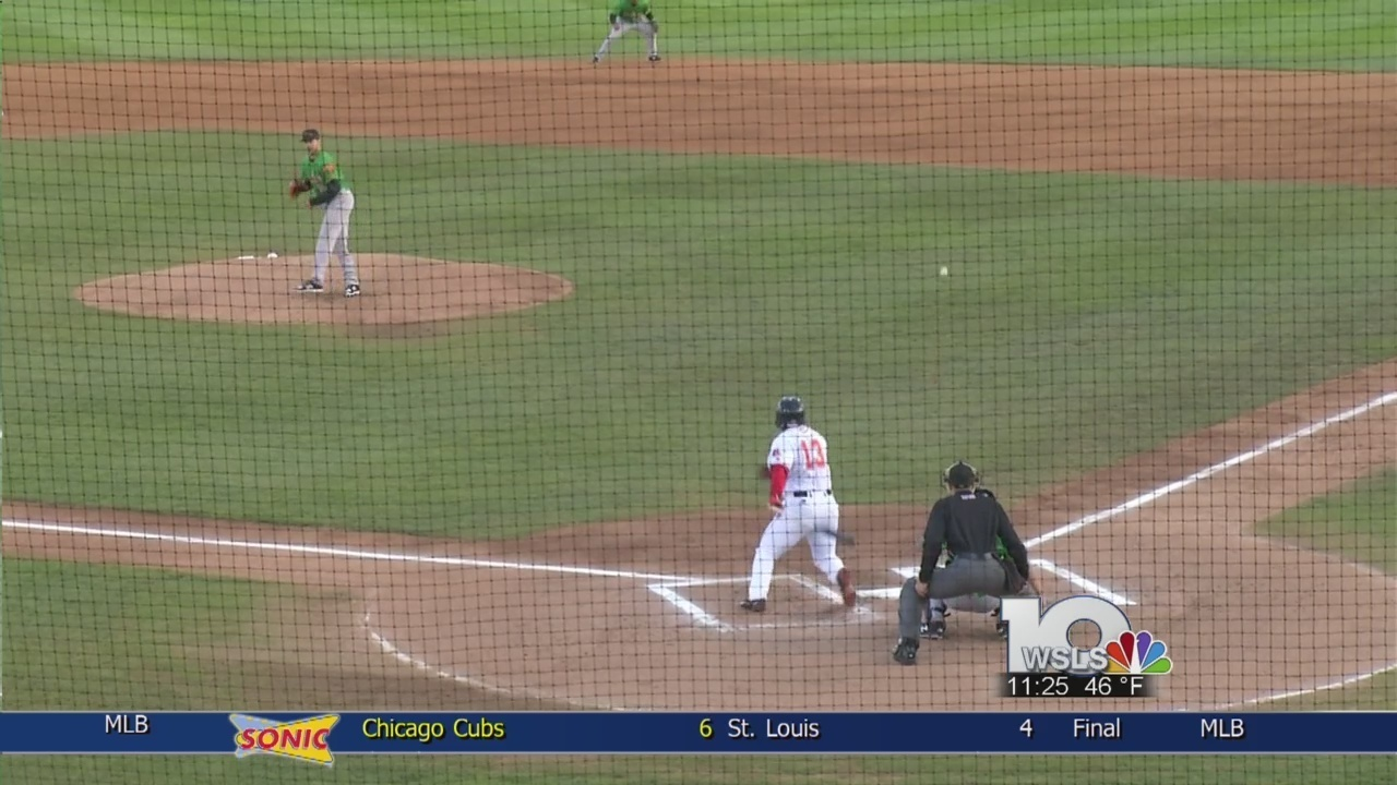Salem Stunned In Opener By Wood Ducks