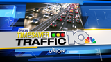 Tractor-trailer crash causing delays on Interstate 81 South in Rockbridge County