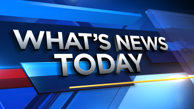 What's News Today: parking changes, animal adoptions