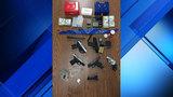 Police seize guns, drugs and cash in Danville