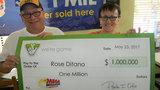 Franklin County woman wins $1 million playing Mega Millions