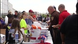 Church, Haley Toyota hold lunch for law enforcement