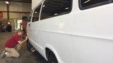 Roanoke Peacemakers receive donated van to help with patrols