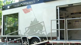 Interactive mobile World Wars museum stops in Lynchburg