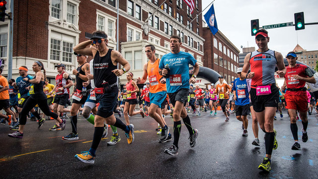 10 years, $5.3 million: Roanoke feels impact of Blue Ridge Marathon