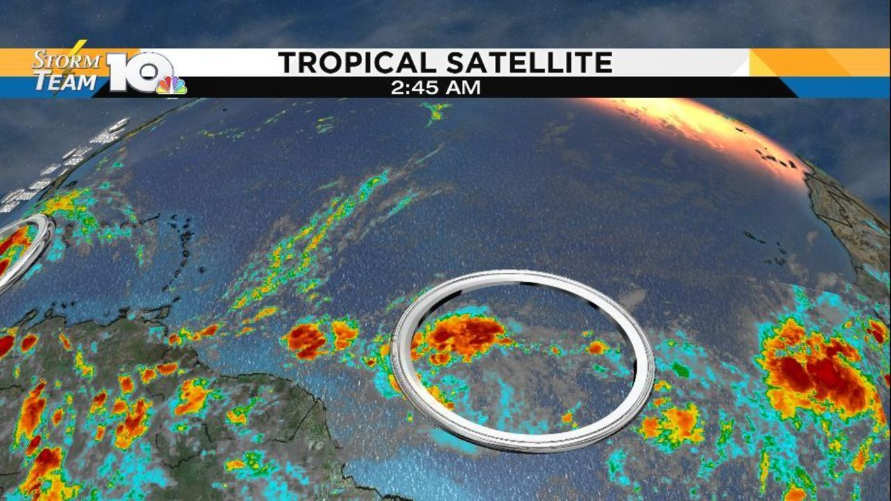 Tropical Storm Bret forms, flood watch issued in Florida