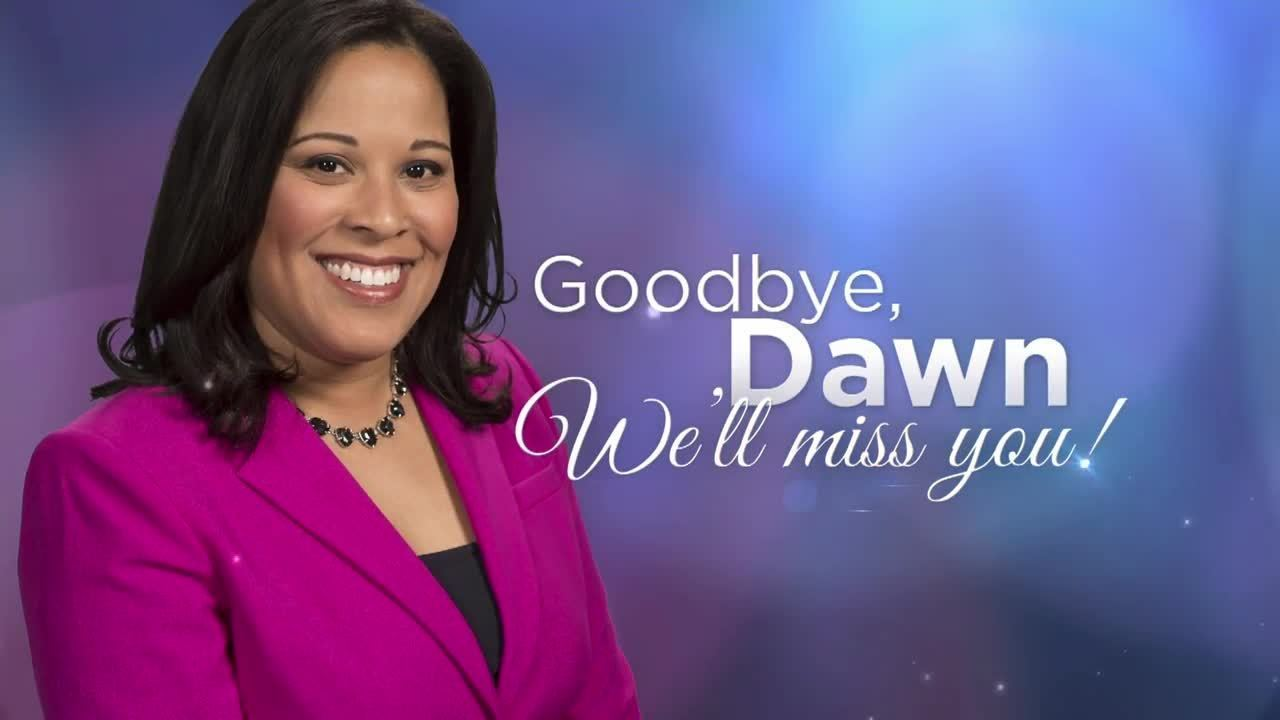 Looking back at some of Dawn Jefferies' stories, moments on air