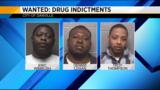 Danville police looking for three men