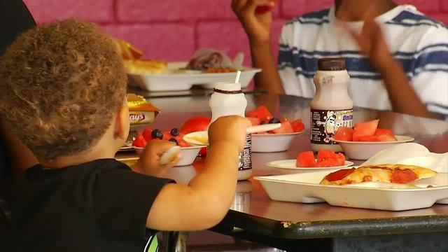 Where kids can eat free this summer