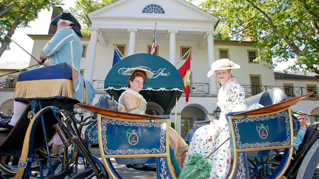 Go to Colonial Williamsburg all year for the price of a one-day ticket