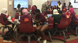 Federal program brings North African, Middle Eastern students to Virginia Tech