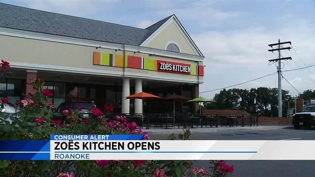 Zoës Kitchen officially opened in Roanoke