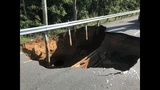 Sinkhole closes part of street in Lynchburg