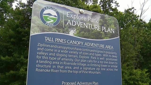 Cool job alert: Explore Park needs ropes course guides