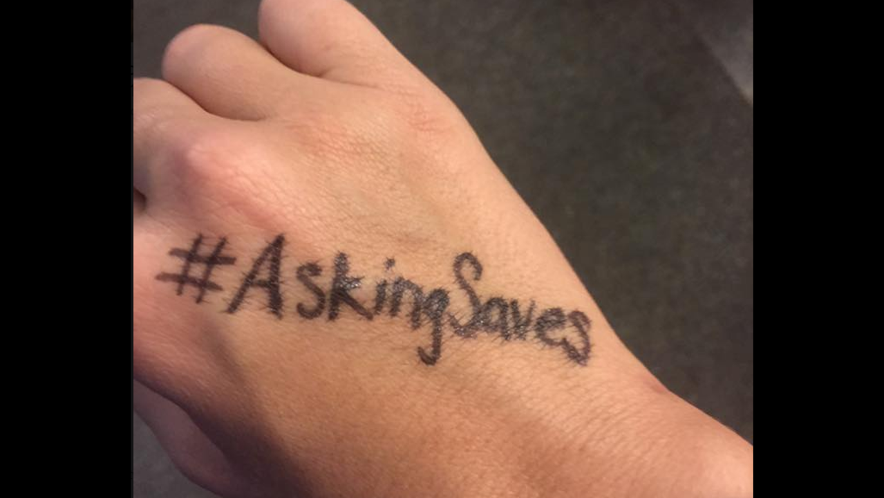Image result for #askingsaves