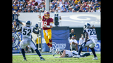 Cousins, Thompson lead Redskins to 27-20 win vs Rams