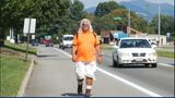 Oregon man walk to cure diabetes