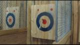 Kentucky bar gains fame for letting patrons throw axes