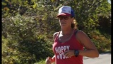 Woman runs through southwest Virginia on cross-country fundraising trip