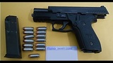 Augusta County man caught with loaded gun at Charlottesville airport