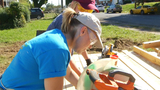 Habitat for Humanity teams up with CBIZ to build home