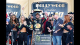 NASCAR Monster Energy Cup-Hollywood Casino 400 Results