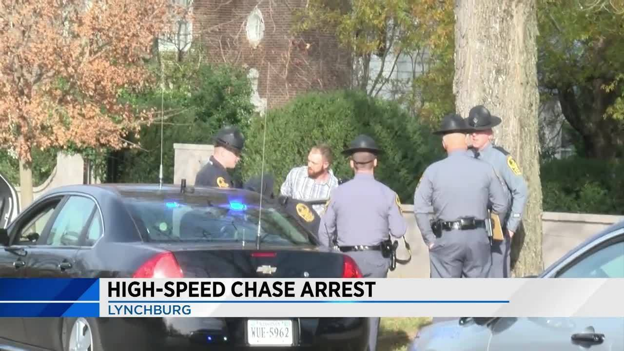 VSP: Driver hits state police cruiser, two cars in high-speed