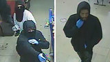 Roanoke police searching for three men after convenience store armed robbery