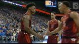 Knox, Diallo lead No. 8 Kentucky past Virginia Tech 93-86
