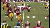 Smith, Lanier handle Gabbert&#x3b; Redskins beat Cardinals 20-15